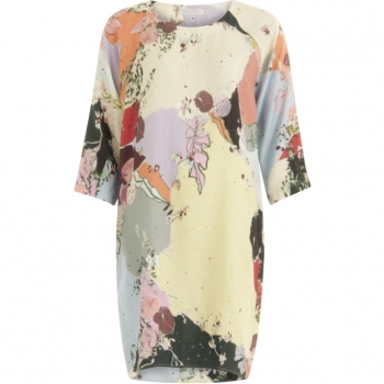 Coster Copenhagen, Kleid Flamingo flower