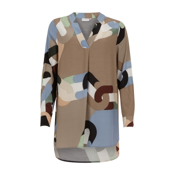 Coster Copenhagen, Blouse in chain print