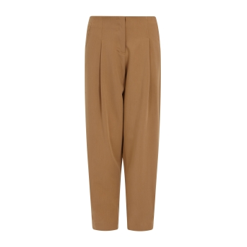 Coster Copenhagen, Pants with carrot cut and pleats
