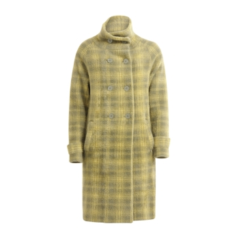 Coster Copenhagen, Knitted coat, night green