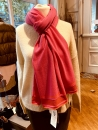 Phil & Lui, Stella scarf, hot pink